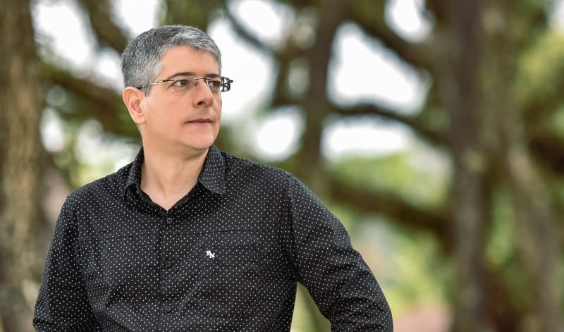 Midierson Maia, fundador da Internucleos / Foto: Juca Rodrigues
